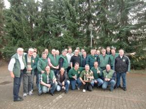 25 Jahre Vier Dörfer Wettkampf