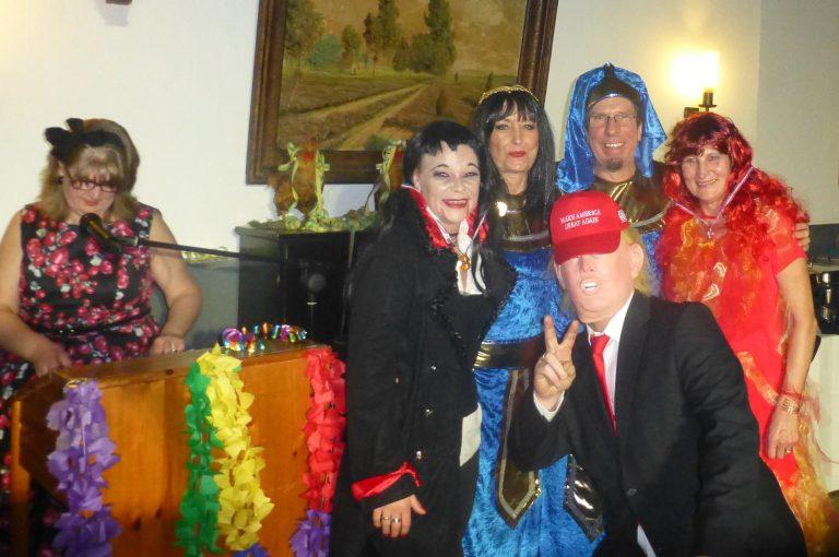 Trump in Engelbostel